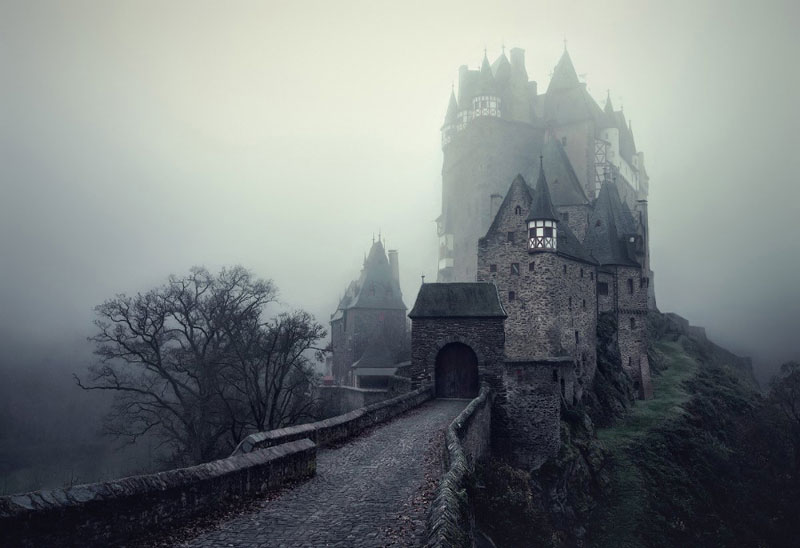 Central European Landscapes Inspired by Grimm's Fairy Tales by Kilian Schongerger (1)