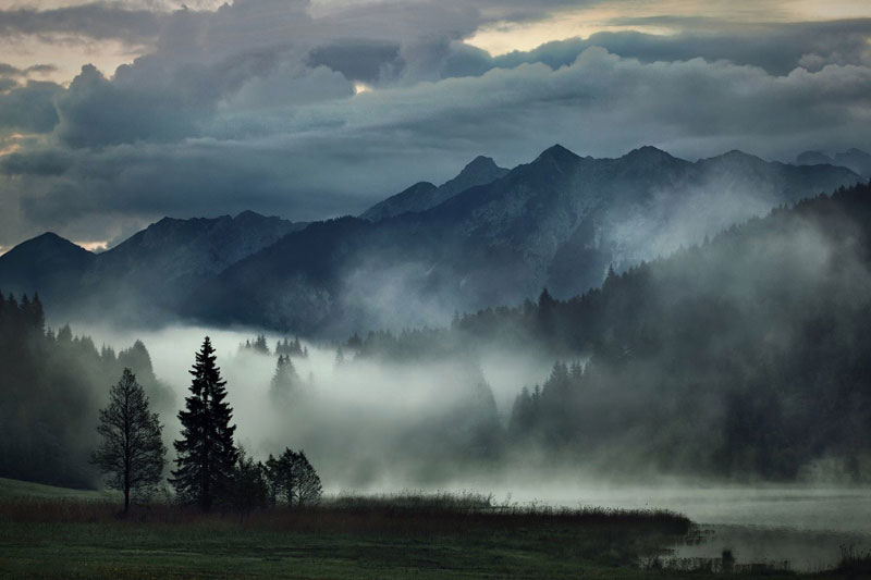 Central European Landscapes Inspired by Grimm's Fairy Tales by Kilian Schongerger (2)