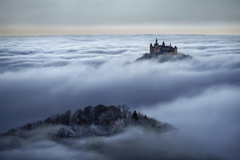 Central European Landscapes Inspired by Grimm's Fairy Tales by Kilian Schongerger (5)