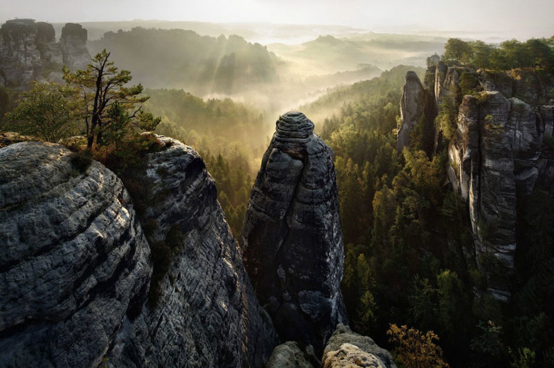 Central European Landscapes Inspired by Grimm's Fairy Tales by Kilian Schongerger (8)