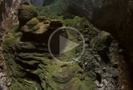 Drone Explores Hang Son Doong, the Largest Cave in the World