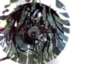 If You Spin a CD Fast Enough it Will Explode. Here's What That Looks Like at 170,000 FPS