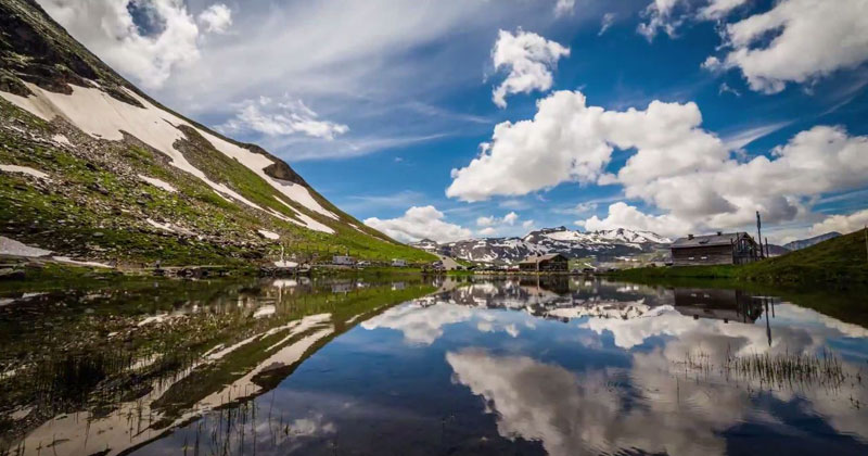 A Hyperlapse Tour of Austria Made from 5 TB of Footage Shot Over 2 Years