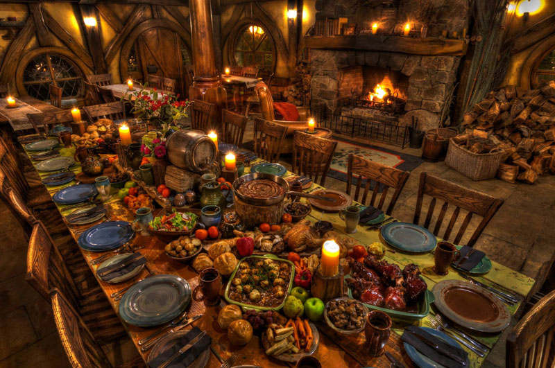hobbiton movie set tour new zealand (6)