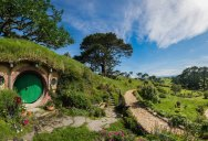 Hobbiton is a Real Place in New Zealand. This is What it Looks Like
