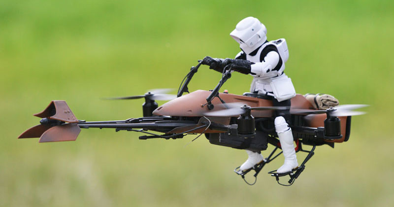 imperial-speeder-bike-quadcopter-drone-by-adam-woodworth-(cover)