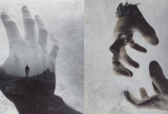 Father Shares Life Lessons with his Kids Through Powerful Double Exposures