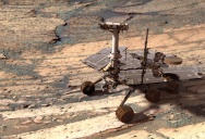 """Rover Completes First Ever """"Mars Marathon"""" with Time of 11 Years, 2 Months"""