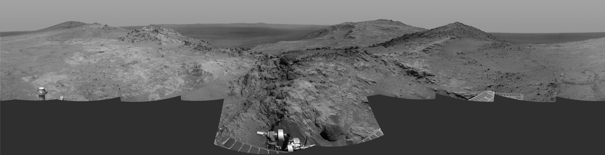 Mars Rover Completes 1st Ever Marathon on Another Planet (2)