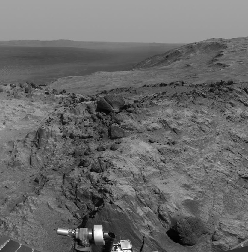 Mars Rover Completes 1st Ever Marathon on Another Planet (5)