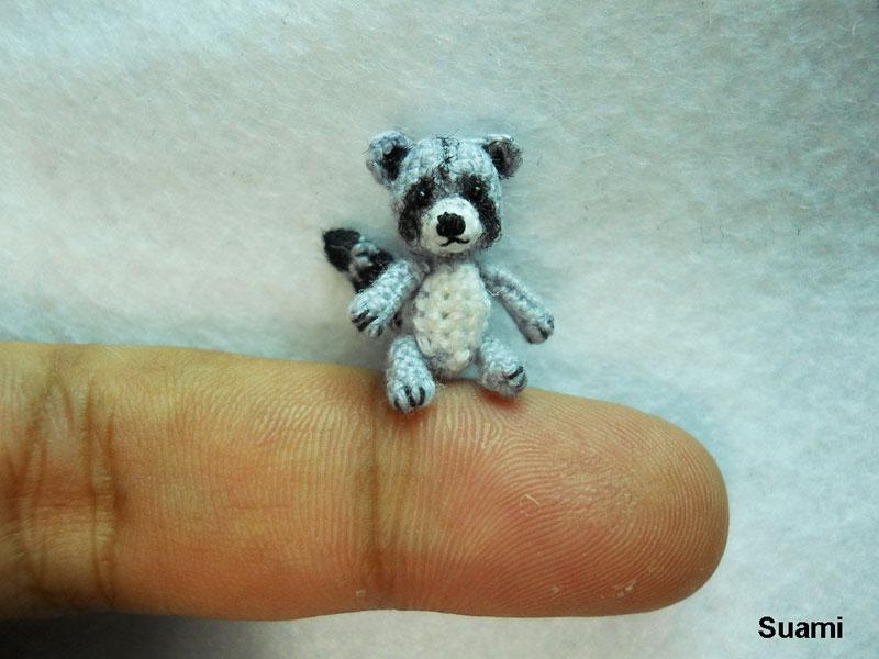 miniature crochet animals by su ami (6)