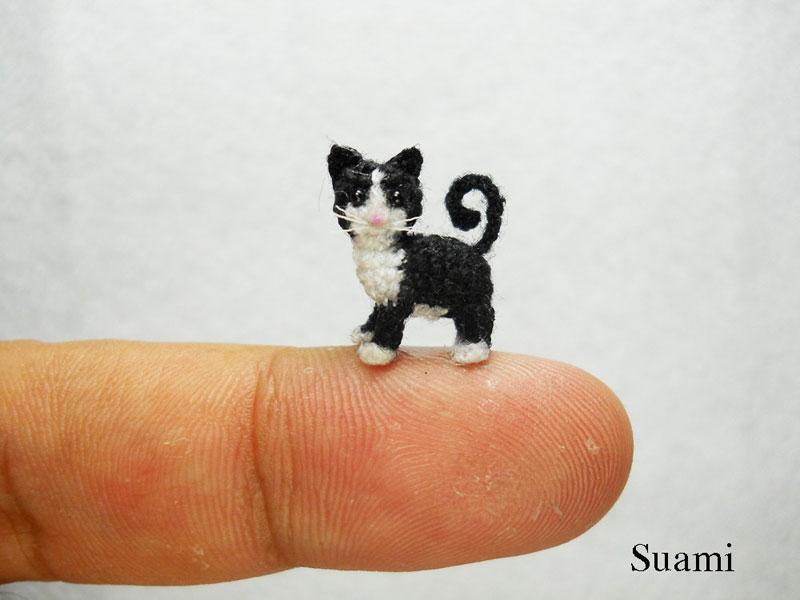 miniature crochet animals by su ami (9)