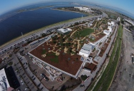 Picture of the Day: The 9-Acre Green Roof at Facebook's New HQ