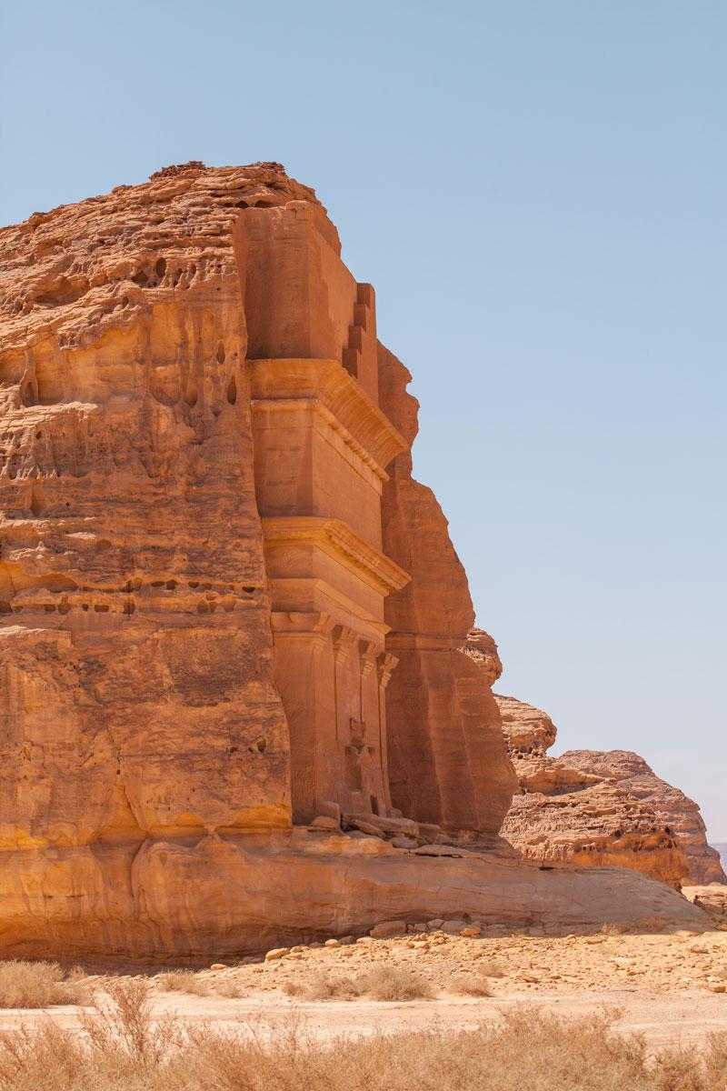 qasr al farid the lonely castle mada'in saleh saudi arabia unesco (3)