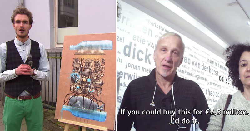Showing IKEA Prints to Art Experts