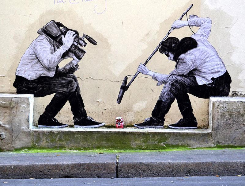 street art in paris by levalet (20)