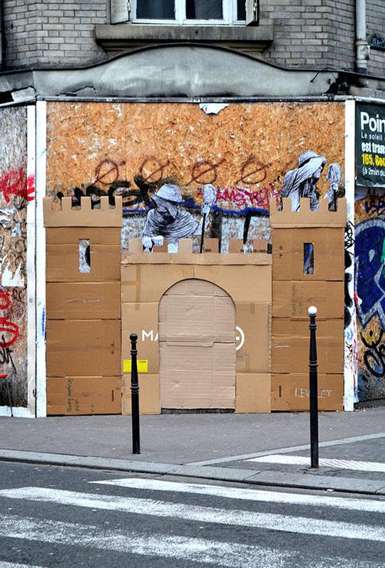 street art in paris by levalet (7)