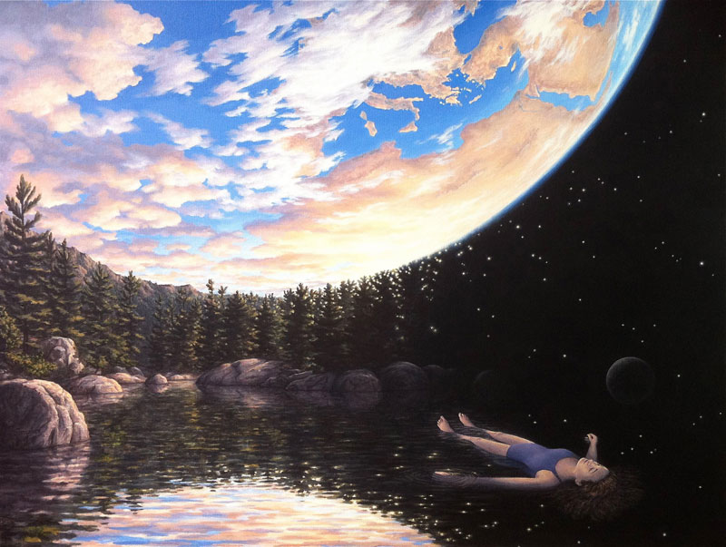 surreal optical illusion paintings by rob gonsalves (2)