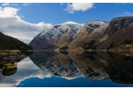 Picture of the Day: Reflecting on Mountains and Fjords