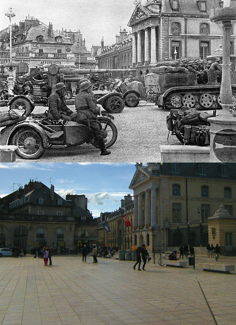 wwII photos from dijon france reshot today (1)
