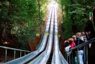 This Guy Spent the Last 40 Years Building His Own Human-Powered Theme Park