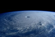 Astronauts Capture Terrifying Photos of Super Typhoon Maysak from Space