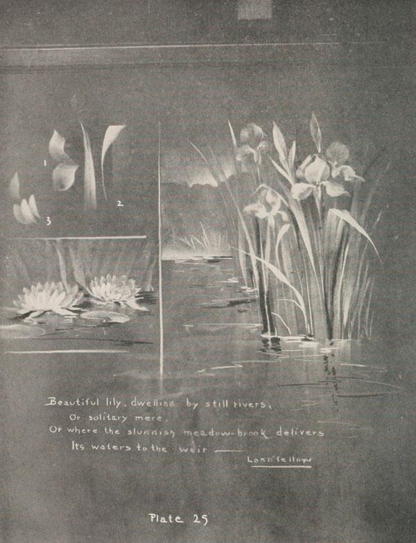 blackboard chalk art from 1908 by frederick whitney (18)