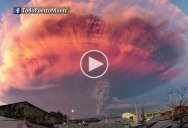 Jaw-Dropping Timelapses of Chile's Calbuco Volcano Erupting