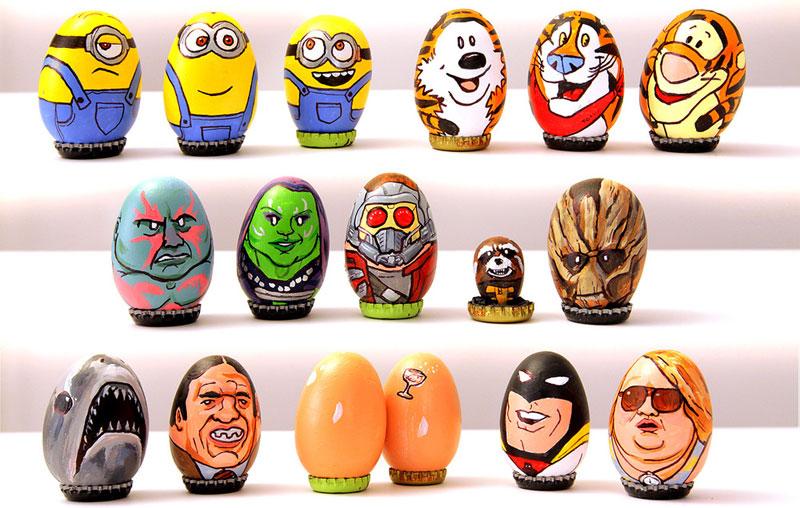 easter egg paintings by barak hardley (4)