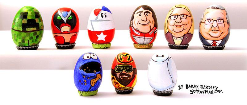 easter egg paintings by barak hardley (5)
