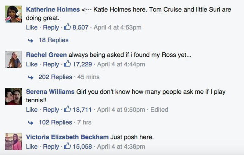 Facebook Post Goes Viral After Woman Named Beyonce Inspires Others with Celebrity Names to Come Forward (3)