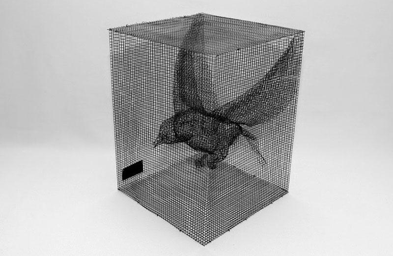 figurative wire mesh sculptures by Edoardo Tresoldi (1)