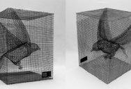 Figurative Wire Mesh Sculptures by Edoardo Tresoldi