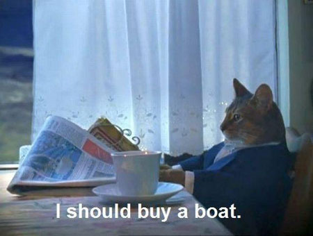 i should buy a boat Art Students in Japan Made a Giant Cat Head and its Glorious