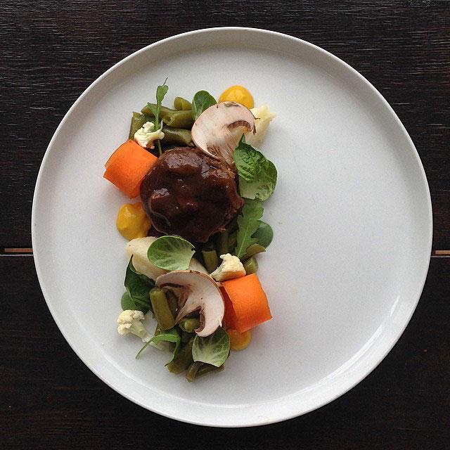 instagram chef jacques la merde Plating Junk Food Like High End Cuisine (1)