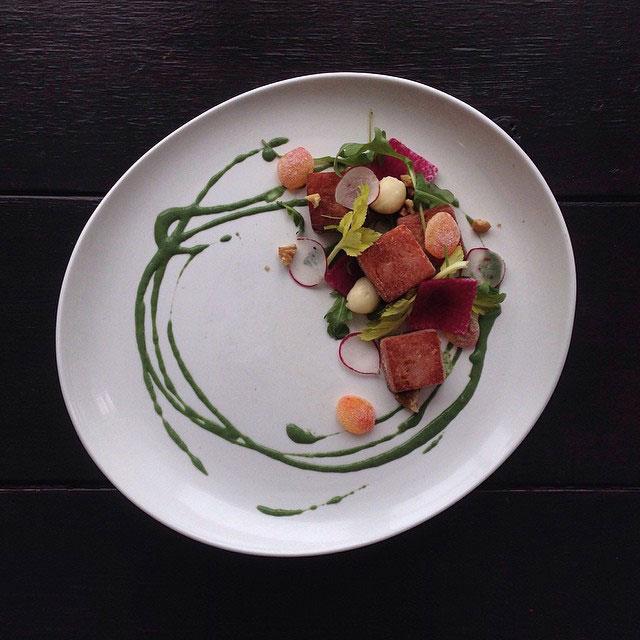 instagram chef jacques la merde Plating Junk Food Like High End Cuisine (5)