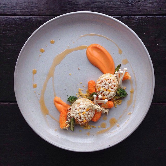instagram chef jacques la merde Plating Junk Food Like High End Cuisine (8)