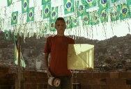 Fighting Kites in the Favelas of Brazil