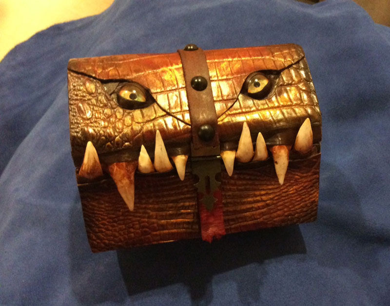 leather monster bags and boxes by mellie z fine line leather design (18)
