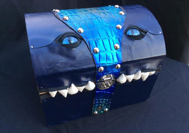 leather monster bags and boxes by mellie z fine line leather design (5)