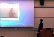 Math Teacher's April Fools Video Prank Goes Viral