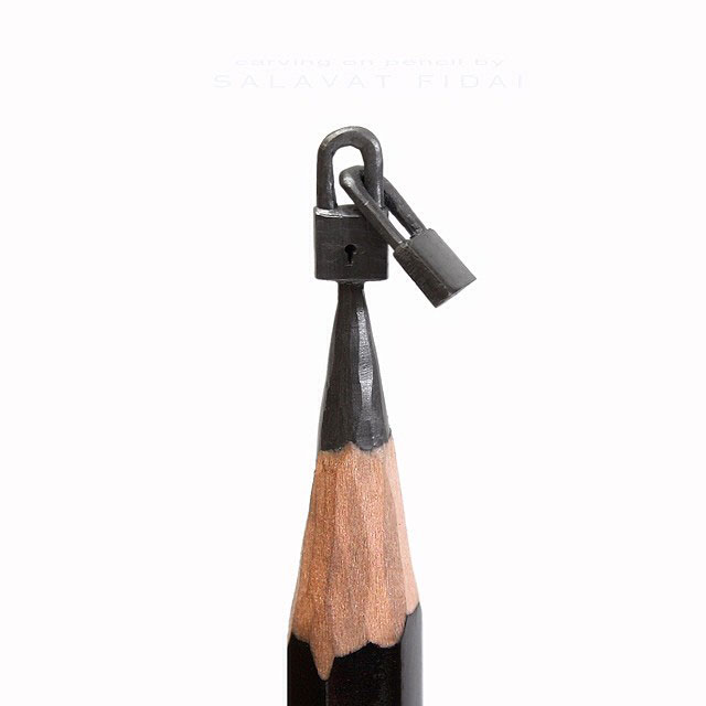 pencil tip carvings by salavat fidai (2)