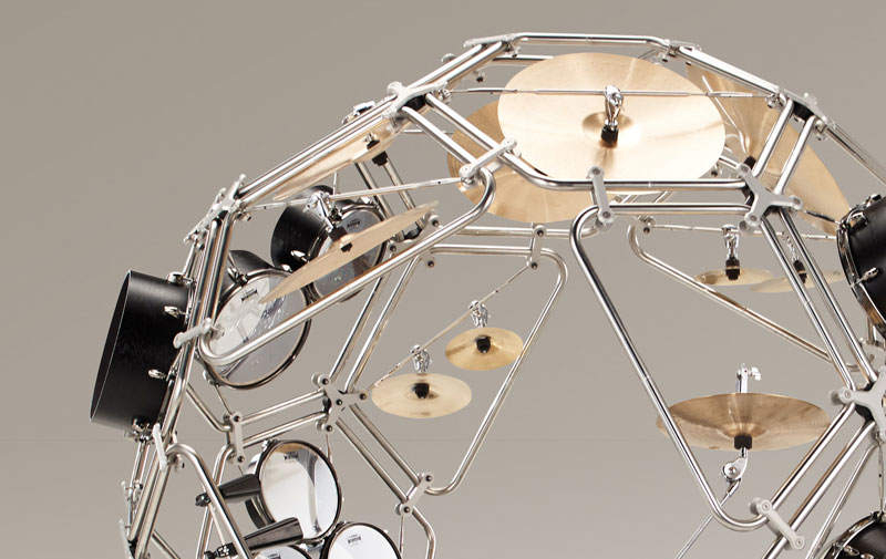 raijin 01 l Yamaha Design Teams Swap Roles, Build Crazy Versions of Each Others Products