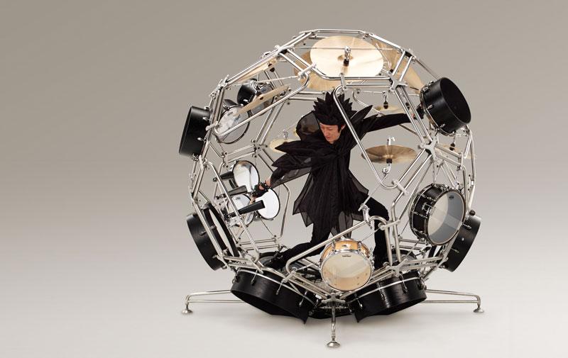 raijin 04 l Yamaha Design Teams Swap Roles, Build Crazy Versions of Each Others Products