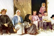 30 Rare Color Photos of the Russian Empire from 100+ Years Ago