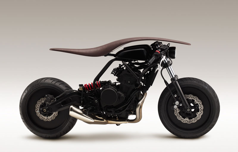 root 02 l Yamaha Design Teams Swap Roles, Build Crazy Versions of Each Others Products