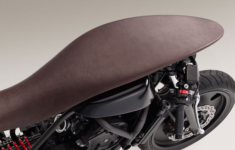 root 04 l Yamaha Design Teams Swap Roles, Build Crazy Versions of Each Others Products
