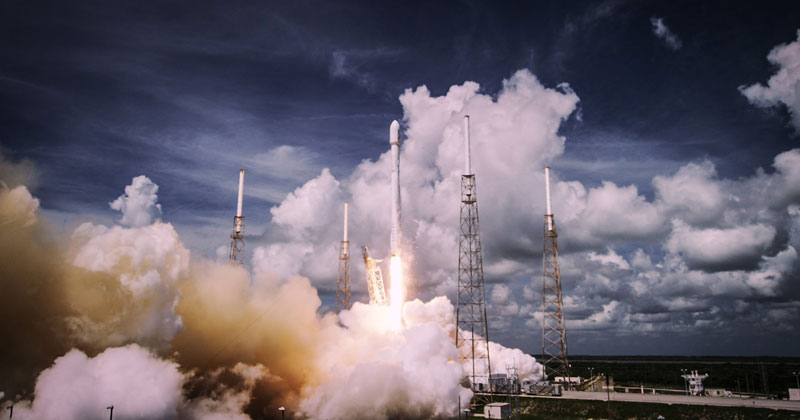 SpaceX Rocket Launches in 4K Ultra HD