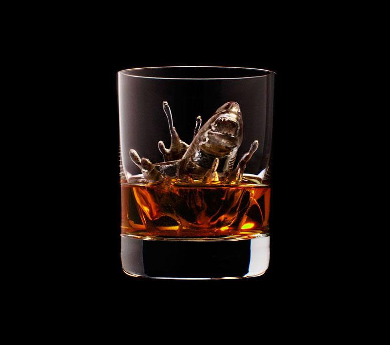 suntory whisky tbwa hakuhodo cnc milled ice cubes 3d (10)