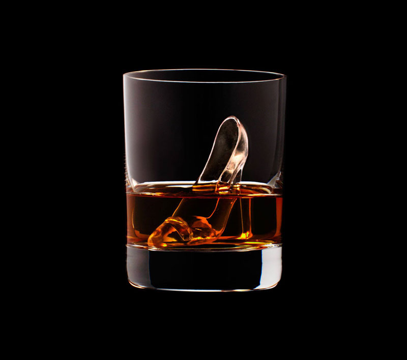 suntory whisky tbwa hakuhodo cnc milled ice cubes 3d (11)